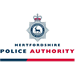 Hertfordshire Police Authority logo