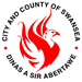 City and County of Swansea logo